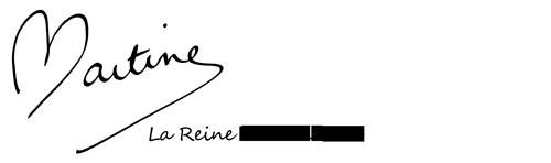 Martine Nouet's signature