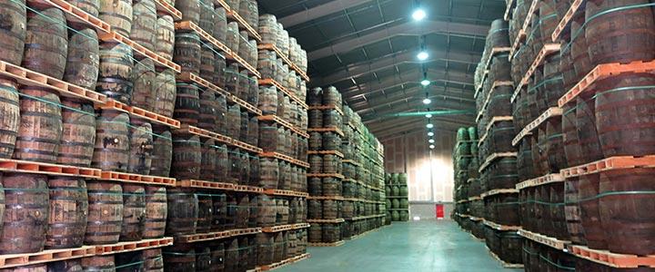 Tullamore warehouse