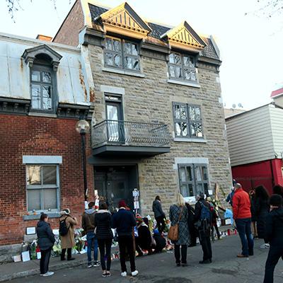 Cohen's house