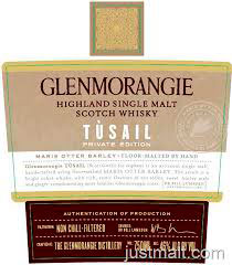 glenmorangie-tusail label
