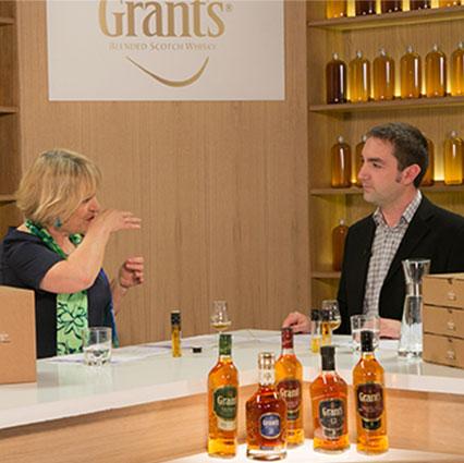 Grant's tasting May 2013
