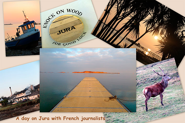 Montage of Jura