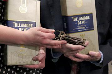 Tullamore keys